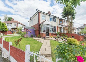 Thumbnail 3 bedroom semi-detached house for sale in Corrin Road, Bolton