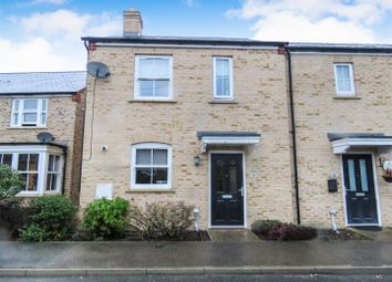 Thumbnail 2 bed semi-detached house for sale in East Street, Colne, Huntingdon