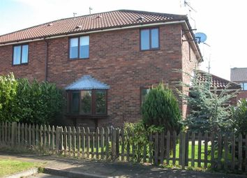 Thumbnail 2 bed terraced house to rent in Pickering Avenue, Hornsea, East Yorkshire