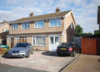 Thumbnail 3 bedroom semi-detached house to rent in Howard Close, Loughborough