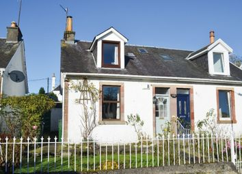 Thumbnail 2 bedroom semi-detached house for sale in Church Road, Kirkpark Cottage, Rhu, Argyll & Bute