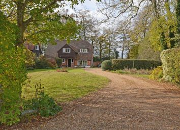 Thumbnail 4 bed barn conversion for sale in Old Odiham Road, Alton