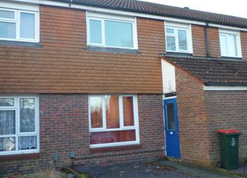 Thumbnail 3 bed terraced house to rent in Beaumont Close, Ifield, Crawley