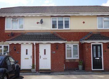 Thumbnail 2 bed terraced house for sale in Derwen Deg, Bryncoch, Neath.