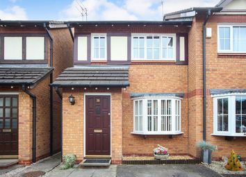 Thumbnail 2 bed terraced house to rent in Meadow View, Middlewich