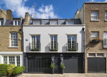 Thumbnail 4 bed mews house for sale in Hyde Park Gardens Mews, London