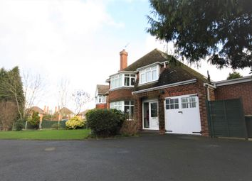 Thumbnail 3 bed detached house for sale in Oakleigh Road, Stratford-Upon-Avon