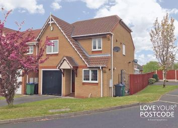 Thumbnail 3 bed detached house to rent in Wilday Close, Tipton