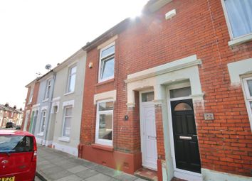 Thumbnail 2 bed terraced house to rent in Lincoln Road, Portsmouth