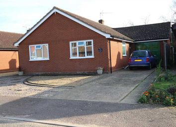Thumbnail 2 bed bungalow for sale in Emerald Close, Kesgrave, Ipswich