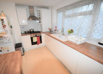 Thumbnail 3 bed flat to rent in Castlebar Park, London