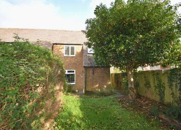 Thumbnail 4 bedroom end terrace house for sale in Winterbourne Road, Chichester