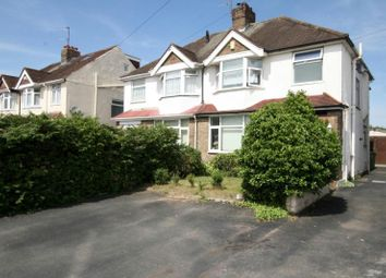 Thumbnail 3 bed semi-detached house to rent in Arle Road, Cheltenham