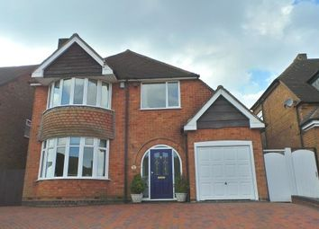Thumbnail 4 bed detached house for sale in Hawthorn Road, Wylde Green, Sutton Coldfield
