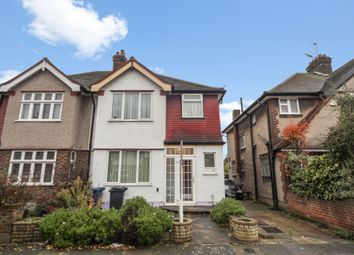Thumbnail 3 bed semi-detached house for sale in Boston Vale, Hanwell