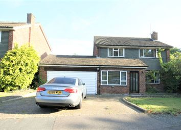 Thumbnail 4 bed detached house to rent in Poole Close, Ruislip