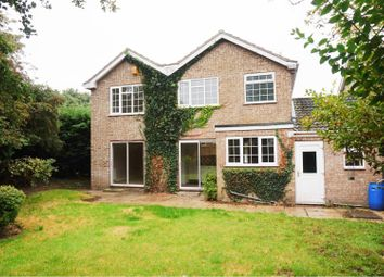 Thumbnail 4 bed detached house to rent in Ox Close, York