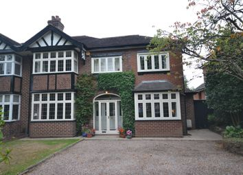 Thumbnail 5 bed semi-detached house for sale in Sneyd Avenue, Newcastle-Under-Lyme