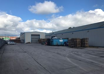 Thumbnail Industrial for sale in Gladstone Street, Blackburn