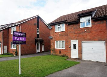 Thumbnail 2 bed maisonette for sale in Harbourne Gardens, West End, Southampton