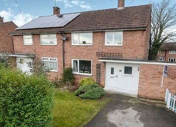 Thumbnail 2 bed semi-detached house for sale in Dijon Avenue, York