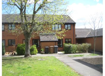 Thumbnail 1 bed maisonette to rent in Greenwood Close, Romsey