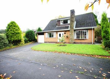 Thumbnail 3 bed detached house for sale in Congleton Road, Biddulph, Staffordshire