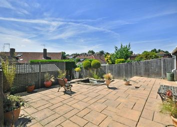 Thumbnail 2 bed semi-detached bungalow for sale in Hartfield Close, Tonbridge, Kent