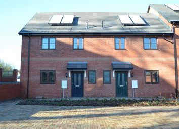 Thumbnail 3 bed terraced house for sale in Cullompton