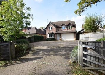 Thumbnail 4 bed detached house for sale in Spencers Wood, Reading