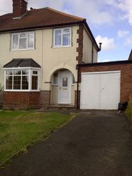 Thumbnail 3 bed semi-detached house to rent in Bufferty Road, Dudley, Birmingham, West Midlands