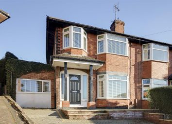 3 bed semi-detached house for sale in Cantley Avenue, Gedling, Nottinghamshire NG4
