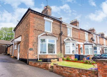 Thumbnail 3 bed end terrace house for sale in London Road, High Wycombe