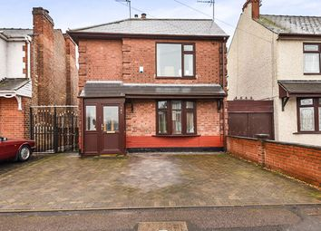 Thumbnail 3 bed detached house for sale in Baker Street, Alvaston, Derby