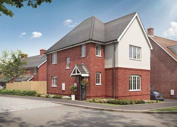 """Thumbnail 3 bed detached house for sale in """"The Hatfield Corner"""" at Coldharbour Road, Northfleet, Gravesend"""