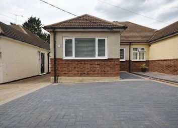 Thumbnail 2 bed semi-detached bungalow for sale in Kings Gardens, Upminster