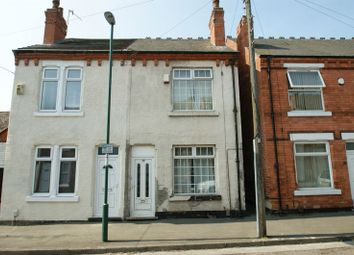 Thumbnail 3 bed terraced house to rent in Merchant Street, Bulwell, Nottingham