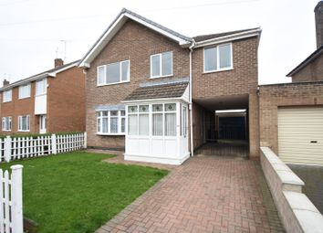 4 bed detached house for sale in Kirk Close, Chilwell NG9