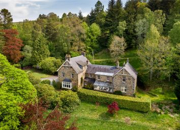 Thumbnail 9 bed detached house for sale in Lagan Dhu, Ballintuim, Blairgowrie, Perthshire