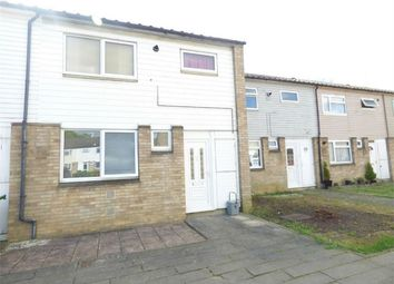 Thumbnail 3 bed terraced house for sale in Ellindon, Bretton, Peterborough, Cambridgeshire