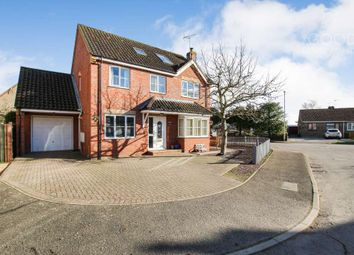 Thumbnail 5 bed detached house for sale in The Causeway, Ely