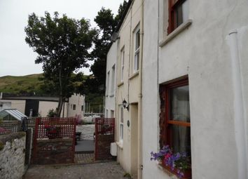 Thumbnail 2 bed terraced house to rent in Church Lane, Peel, Isle Of Man
