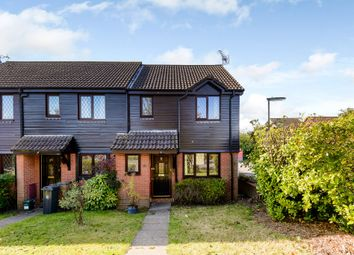 Thumbnail 3 bed semi-detached house to rent in Windmill Field, Windlesham, Surrey