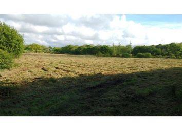 Thumbnail Land for sale in Land Near Capel Dewi, Llanddarog Road, Capel Dewi, Carmarthen, Carmarthenshire.