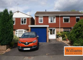 Thumbnail 3 bed semi-detached house for sale in Sidney Box Drive, Hereford
