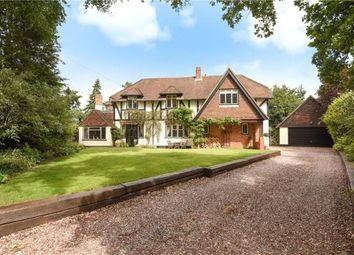 Thumbnail 4 bed detached house for sale in Old Bath Road, Sonning, Reading