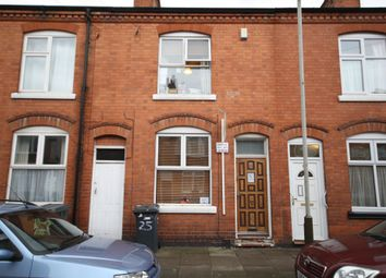Thumbnail 3 bed terraced house to rent in Raymond Road, West End, Leicester