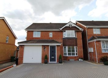 Thumbnail 4 bed detached house for sale in Arcadia Close, Beggarwood, Basingstoke