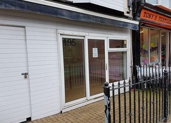 Thumbnail Retail premises to let in 193 Queen Street, Withernsea