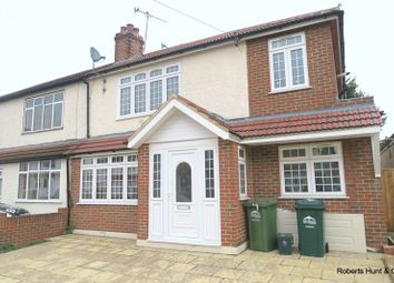 Thumbnail 6 bed semi-detached house for sale in Willowbrook Road, Staines